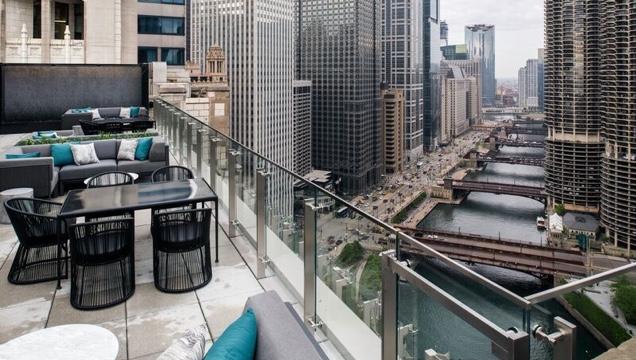 12 Must Visit Rooftop Bars Restaurants In Chicago Zagat
