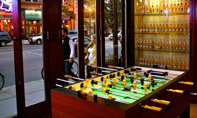 10 Bars and Restaurants With Games: Where to Drink and Play