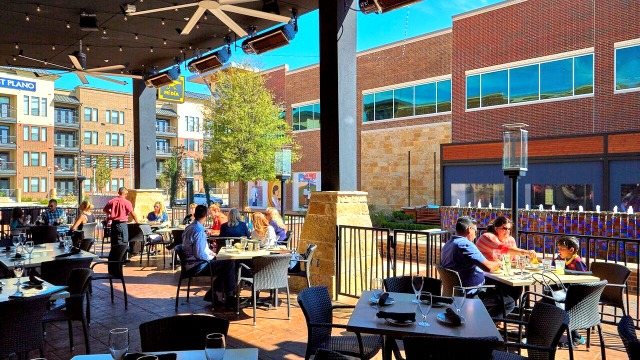 the 10 hottest new outdoor dining spots in dallas fort worth zagat