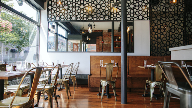 7 Things To Know About Moona Mediterranean In Cambridge Zagat