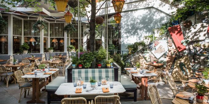 Best Outdoor Dining By Neighborhood In Nyc