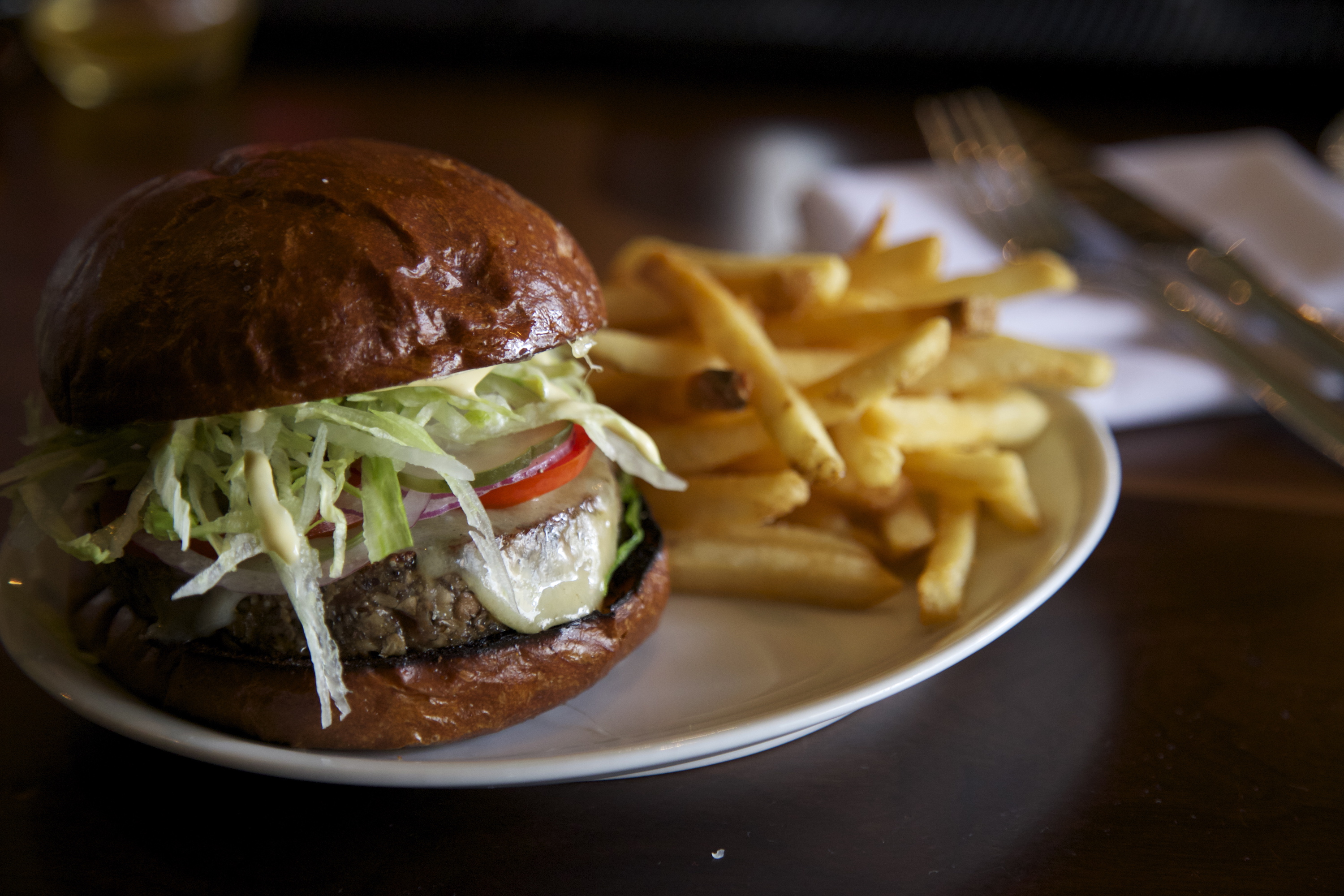 10 Amazing Veggie Burgers In Philly Zagat