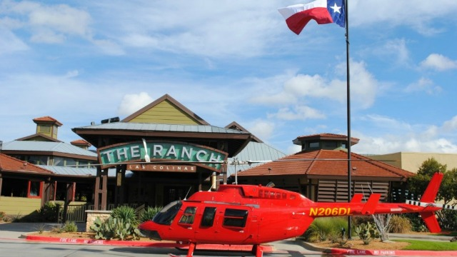 Some Restaurants Offer Great Views But Only One North Texas Favorite Creates The View On Fly Literally Reserve A Five Minute Spin Or Full Hour In