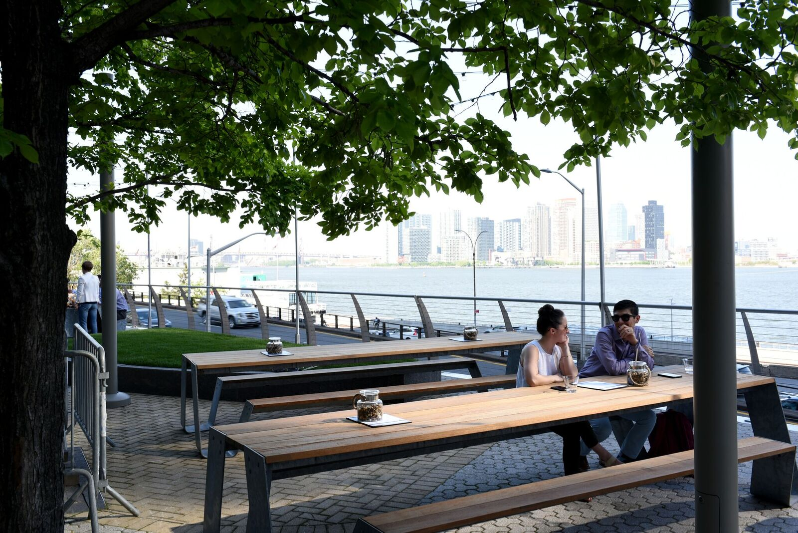 9 New Rooftops And Outdoor Spaces For Summer In Nyc Zagat