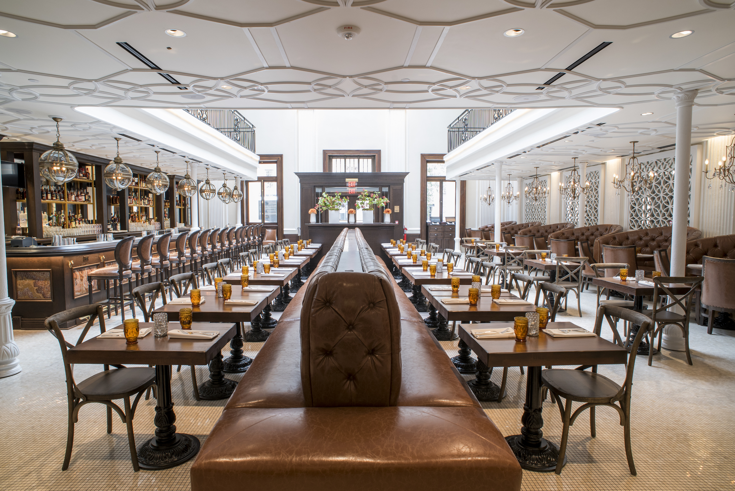 10 Sexiest New Restaurants And Bars In Dc Zagat