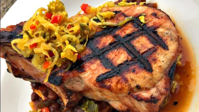 The 12 Best Pork Chops In Dallas Fort Worth Zagat