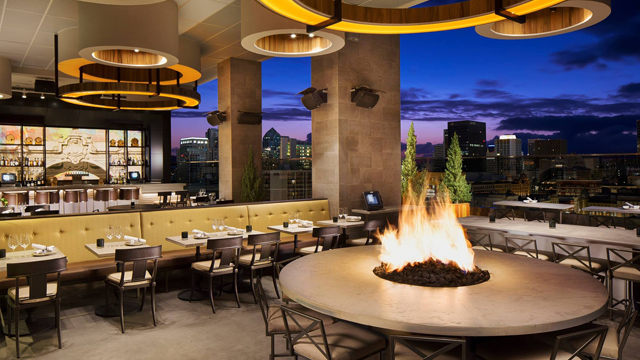 14 Must Visit Rooftop Restaurants Bars In San Go Zagat