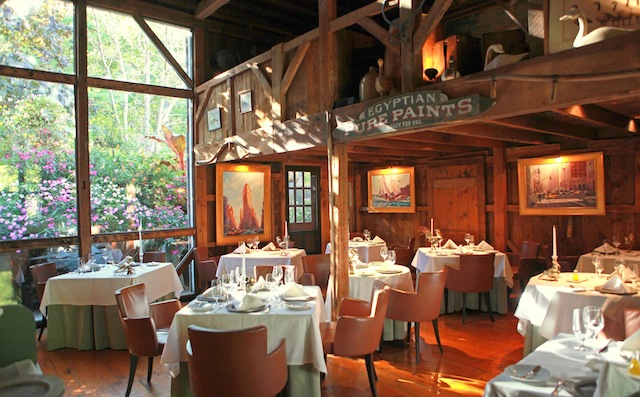 The White Barn Inn For Something Fully Upscale Head To A Relais Caux Property Seasonal Bistro Menu Is Presented As