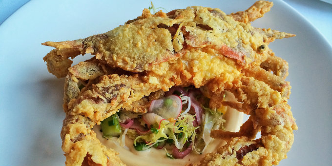 7 Soft Shell Crab Dishes to Try in NYC Right Now - Zagat