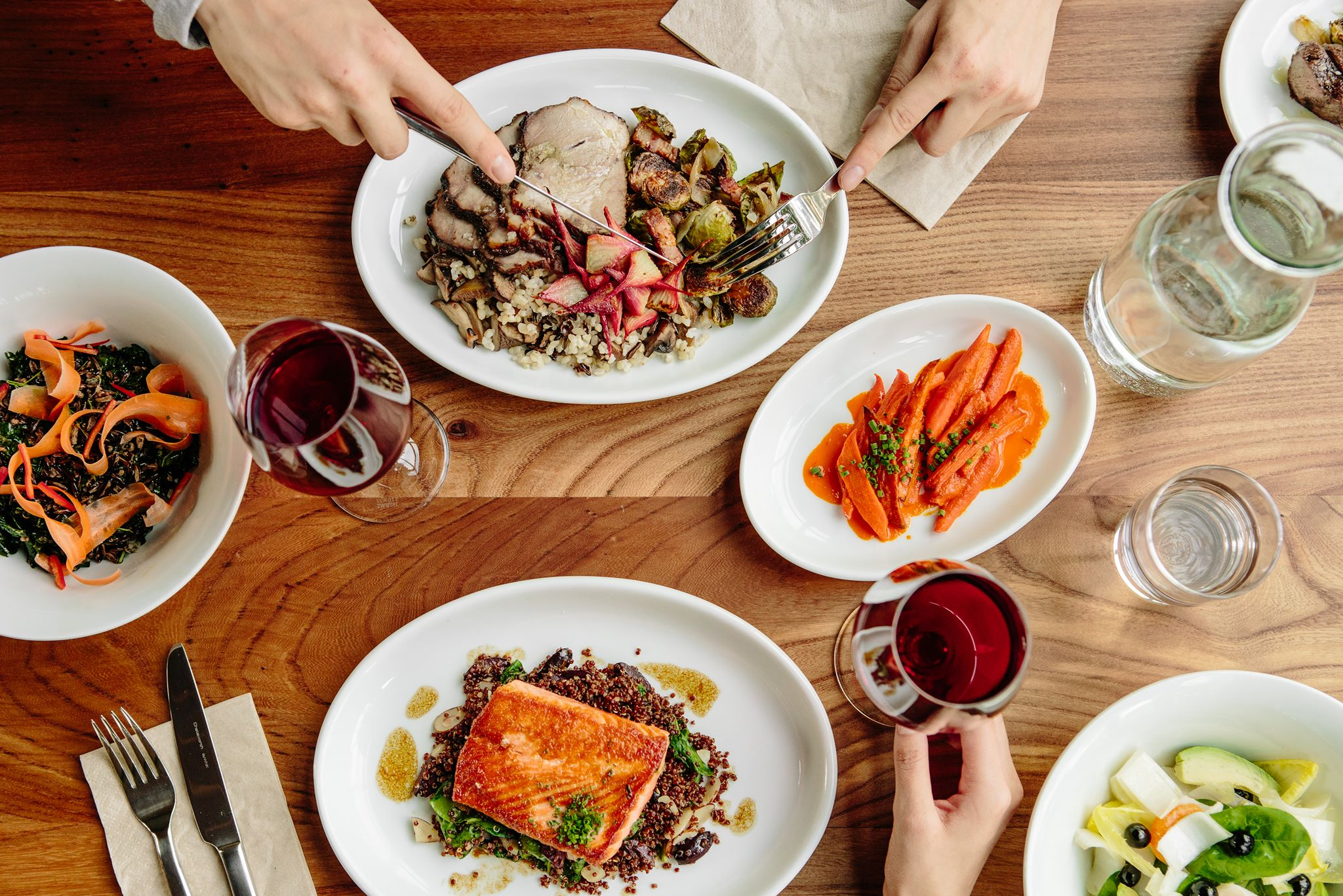 8 Top Spots For Healthy Eating In San Francisco
