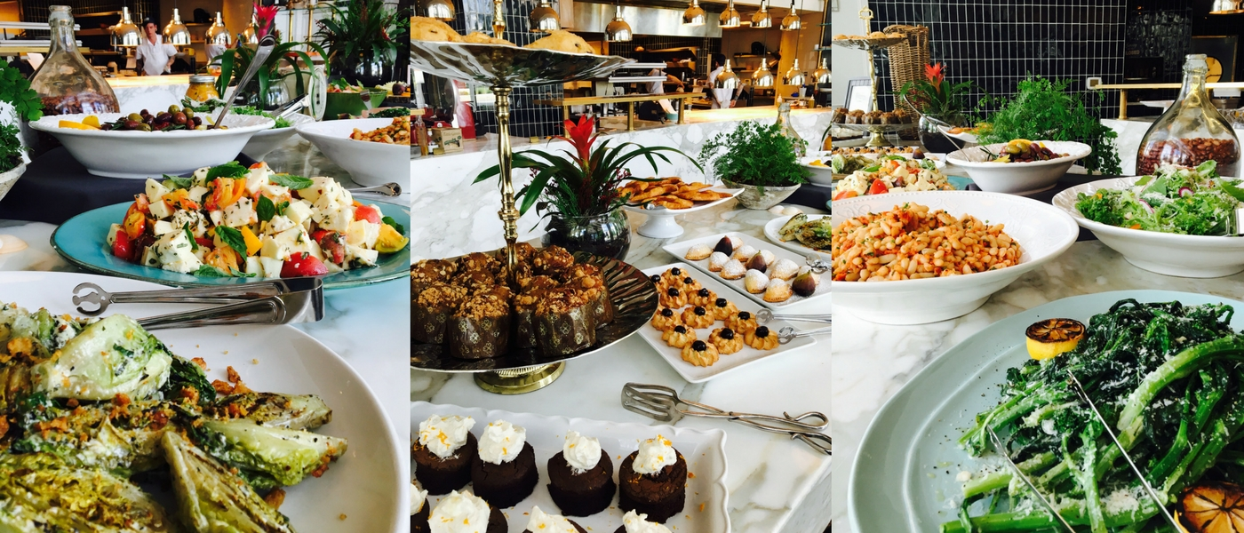 St Cecilia Chef Craig Richards Italian Inspired Sunday Brunch Presents The Perfect Opportunity To Savor Sky High Ceilings And Wall Sized Windows Of