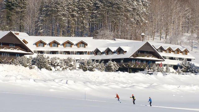 Tr Family Lodge This Mountain Resort Was Founded By The Von Yes Actual Austrian Immortalized Sound Of Music