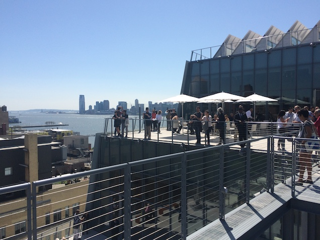 10 Hot Rooftop Scenes in NYC - Zagat