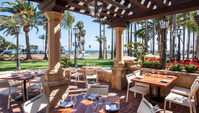 Renovated Historic Santa Barbara Inn This Italian Inspired Spot Sits Along The Scenic East Beach Waterfront Featuring Great Views And Eclectic Eats