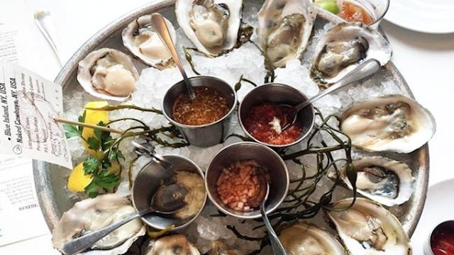 La S Best Seafood Restaurants In 9 Neighborhoods Zagat