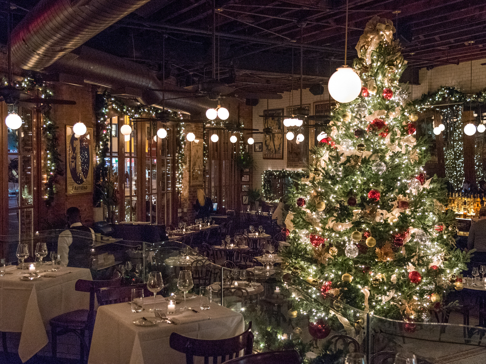 Where to Eat on Christmas Day in New York City 2017 - Zagat