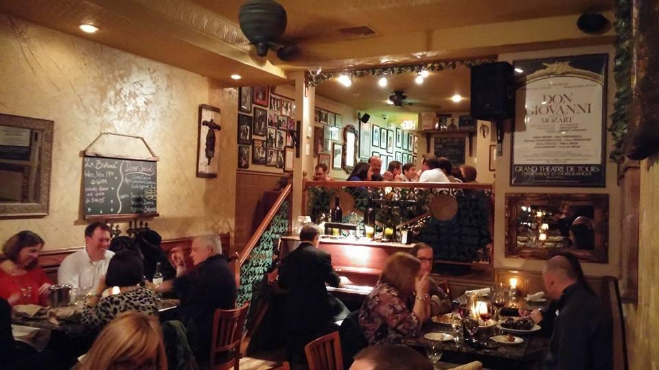 Inside Francoluigi S Dining Room Courtesy Of