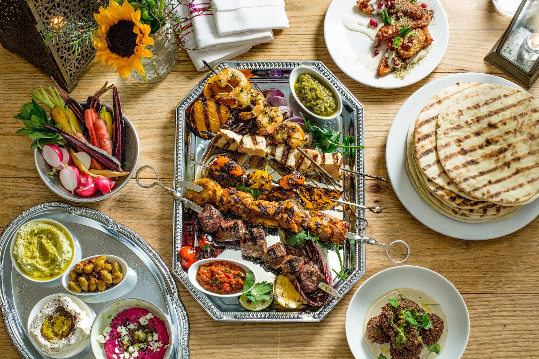 8 New Mediterranean Restaurants In Nyc Zagat