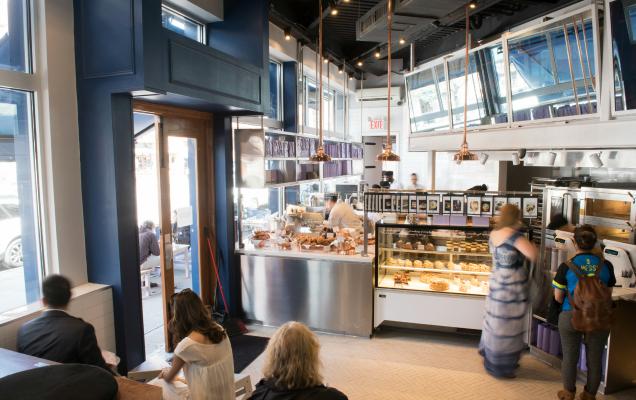 inside dominique ansel kitchen - Dominique Ansel Kitchen