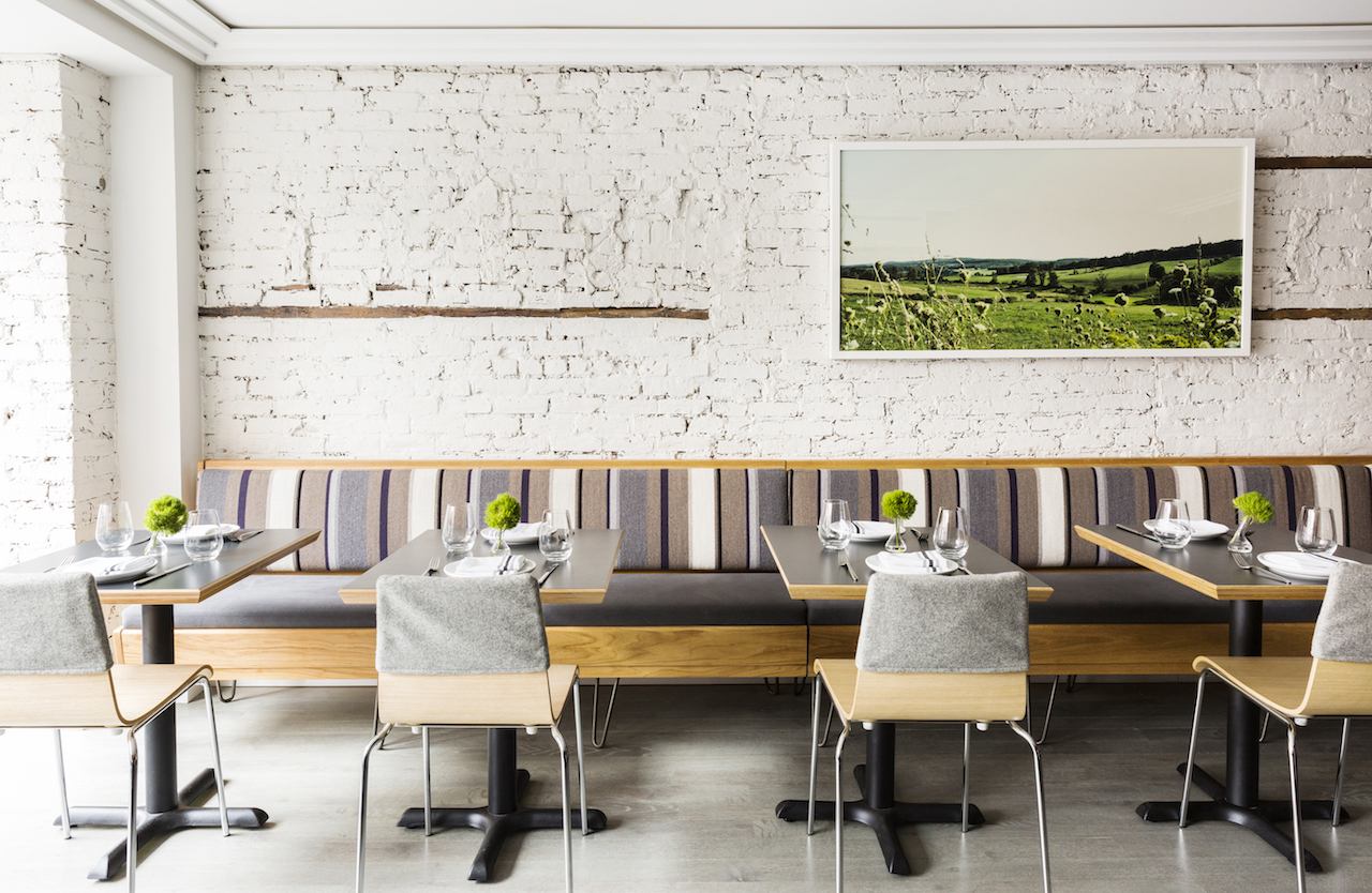 First Look: Loring Place, Dan Kluger\'s Long-Awaited Solo Debut - Zagat