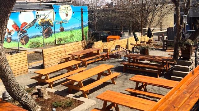 Recess Beer Garden