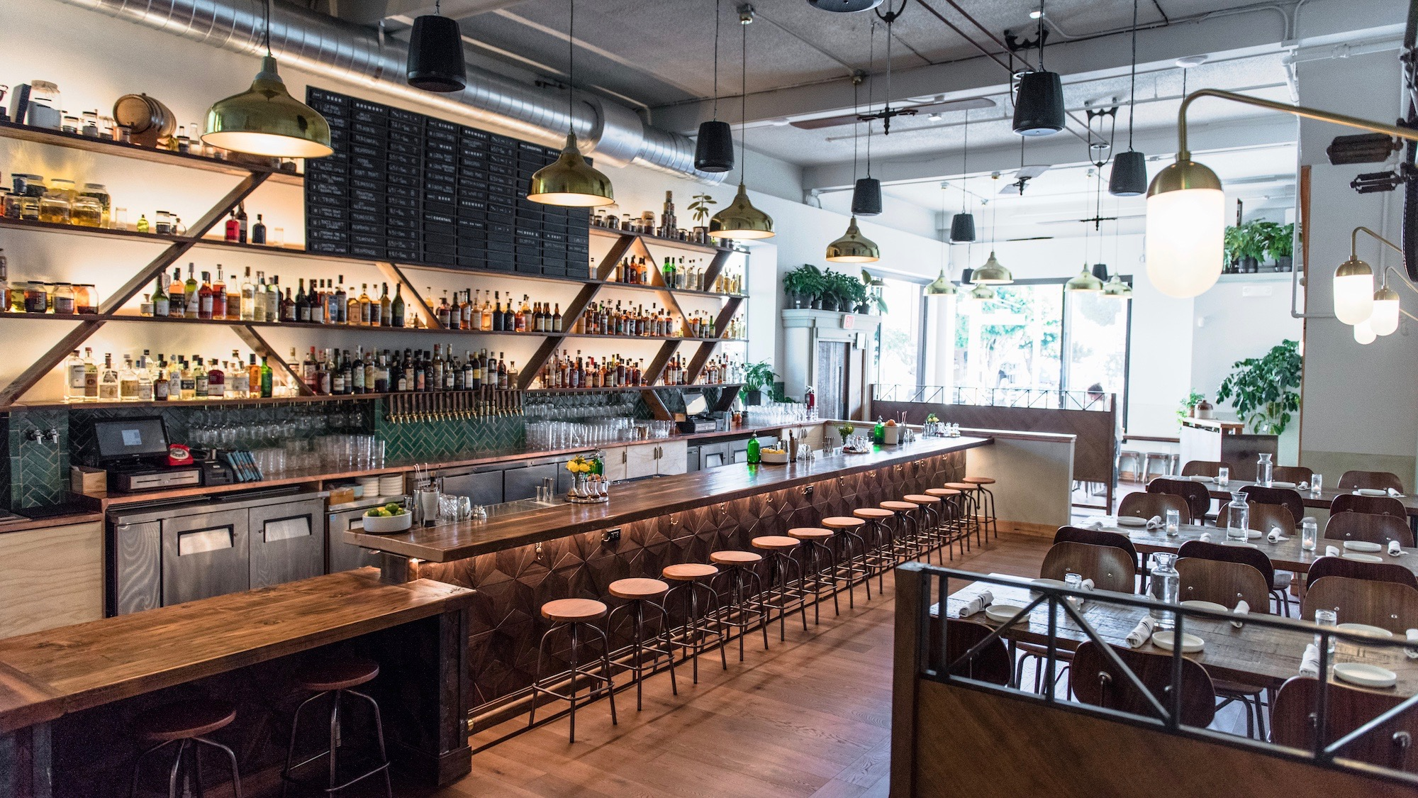 first look all star team opens hip bar the snug in pacific rh zagat com