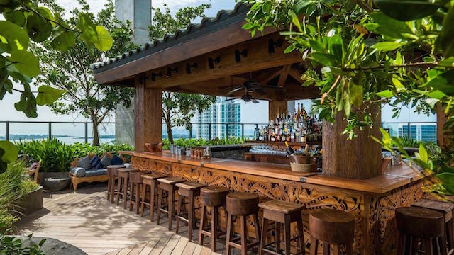 9 Must Visit Rooftop Bars Restaurants In Miami Zagat