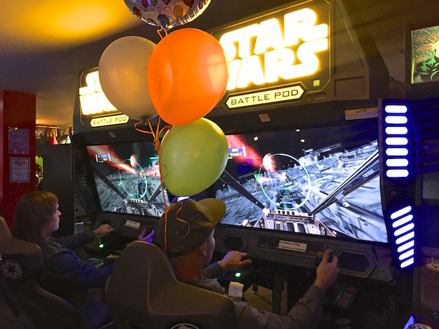 Pinballz Birthday Party Photo By Veronica Meewes