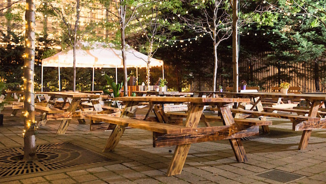 The Food Ting Chef Justin Petruce For Summer Uptown Is Expanding Its Menu Of Alfresco Eats With A Smart Selection Flame Grilled Skewers