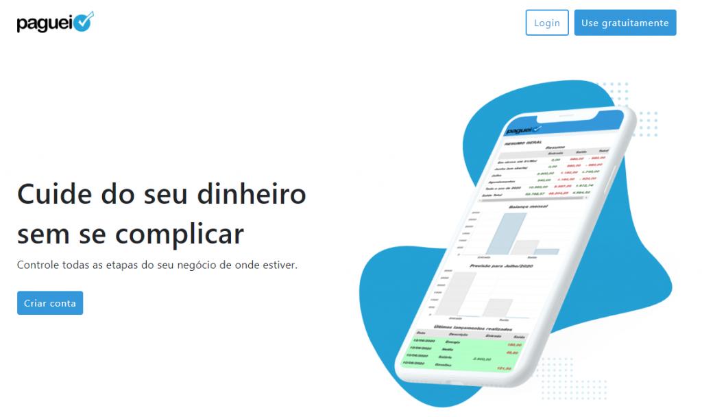 software financeiro gratuito
