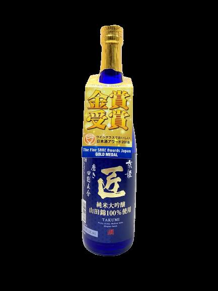 ZEN 清酒日常 - 京姬 匠 純米大吟釀 [720ml]