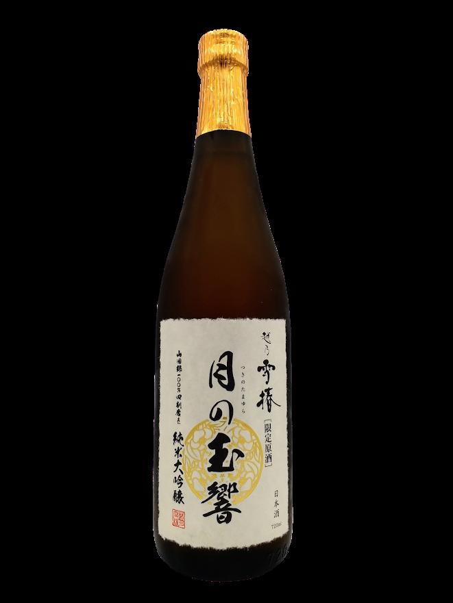 ZEN 清酒日常 - 越乃雪樁 月之玉響 純米大吟釀 原酒 [720ml]