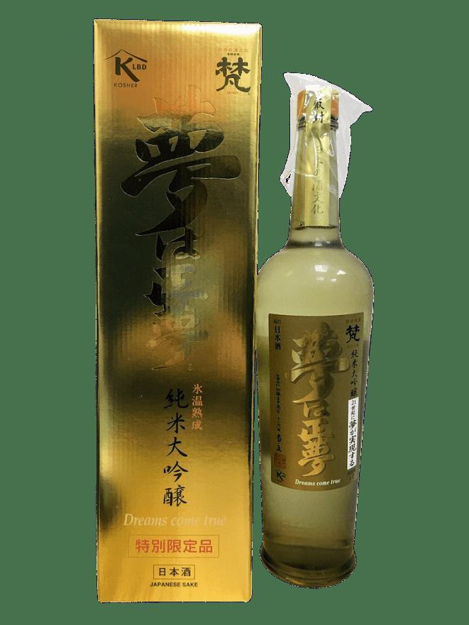 ZEN 清酒日常 - 梵 夢是正夢 純米大吟釀 [720ml]