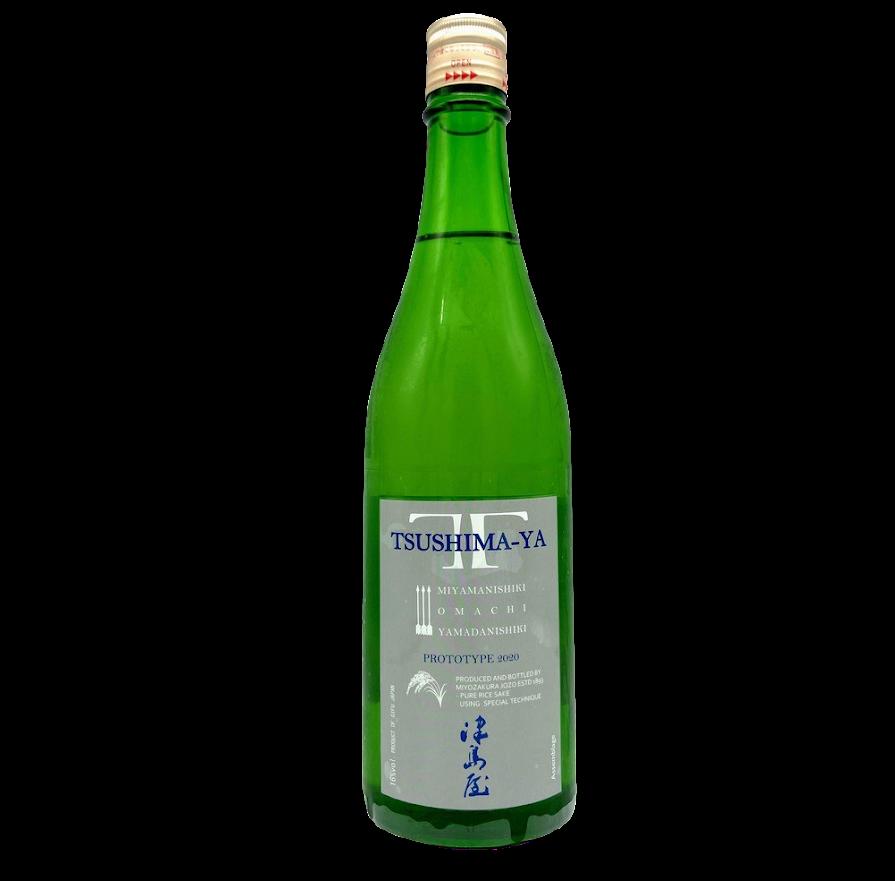 ZEN 清酒日常 - 津島屋 外伝 三本之矢 純米吟醸 [720ml]