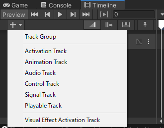 vfx activation track