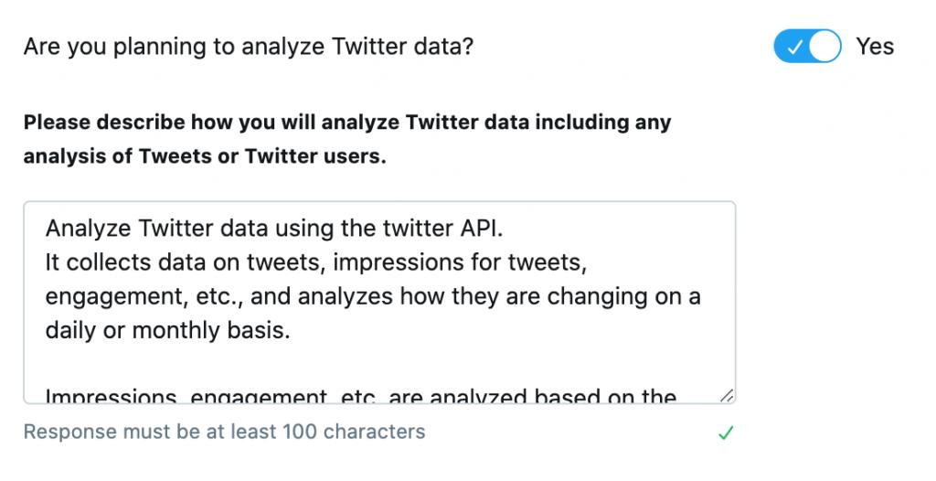 ツイートやTwitterユーザーの分析を含め、Twitterデータを分析する方法を説明