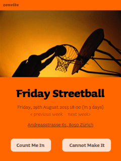 Weekly Streetball