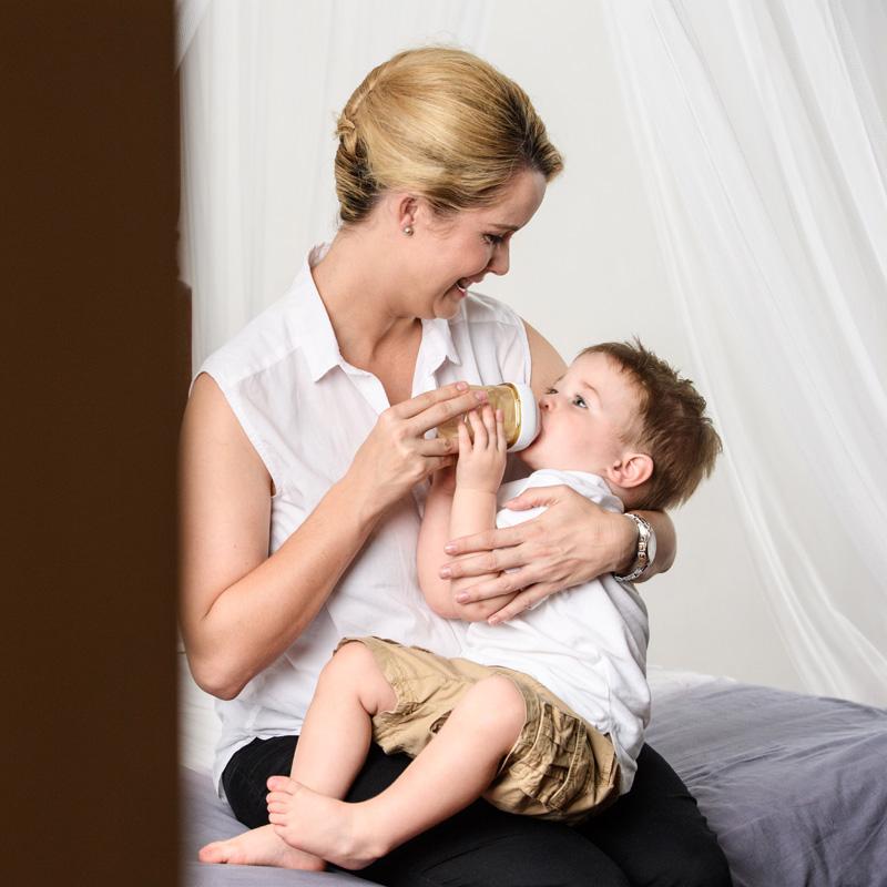 防脹氣真實擬乳智慧奶嘴|Y型 (兩入組) - 適合濃稠副食品
