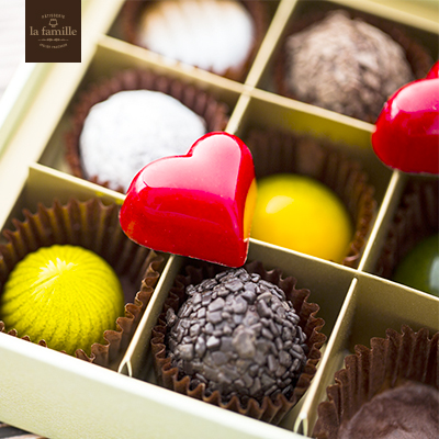 Handmade Chocolate手工朱古力