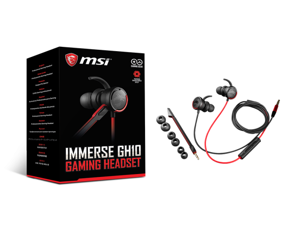 IMMERSE GH10 GAMING HEADSET