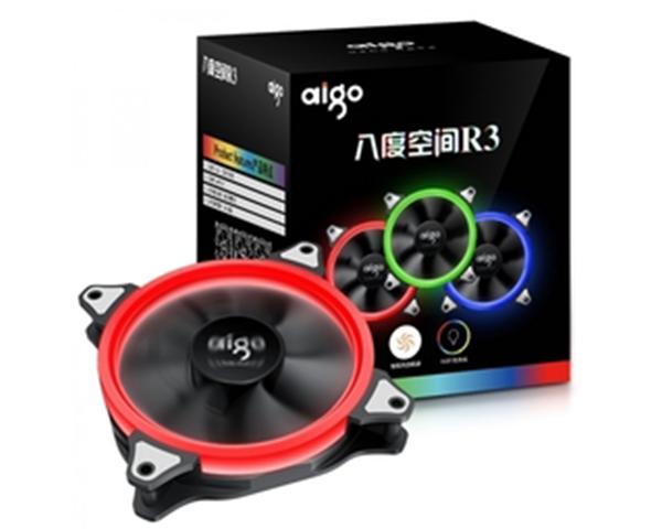 德隆 AIGO 八度空間R3風扇