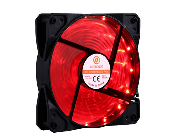 高性能超靜音LED風扇
