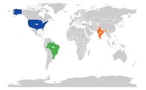 Drilldown Map