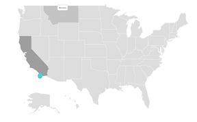 Location Hightlight Map