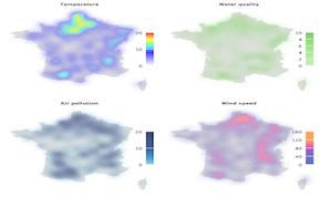 Water Quality Heatmap