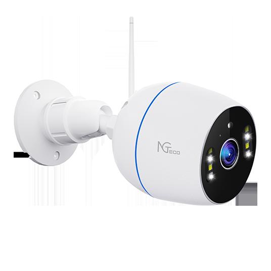 NG-C500 Floodlight WiFi Camera