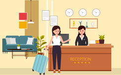 5 Reasons Hotels should Adopt Automated Access Control System