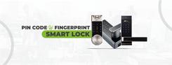 FINGERPRINT SMART LOCKS VS PIN CODE SMART LOCKS