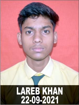 LAREB KHAN
