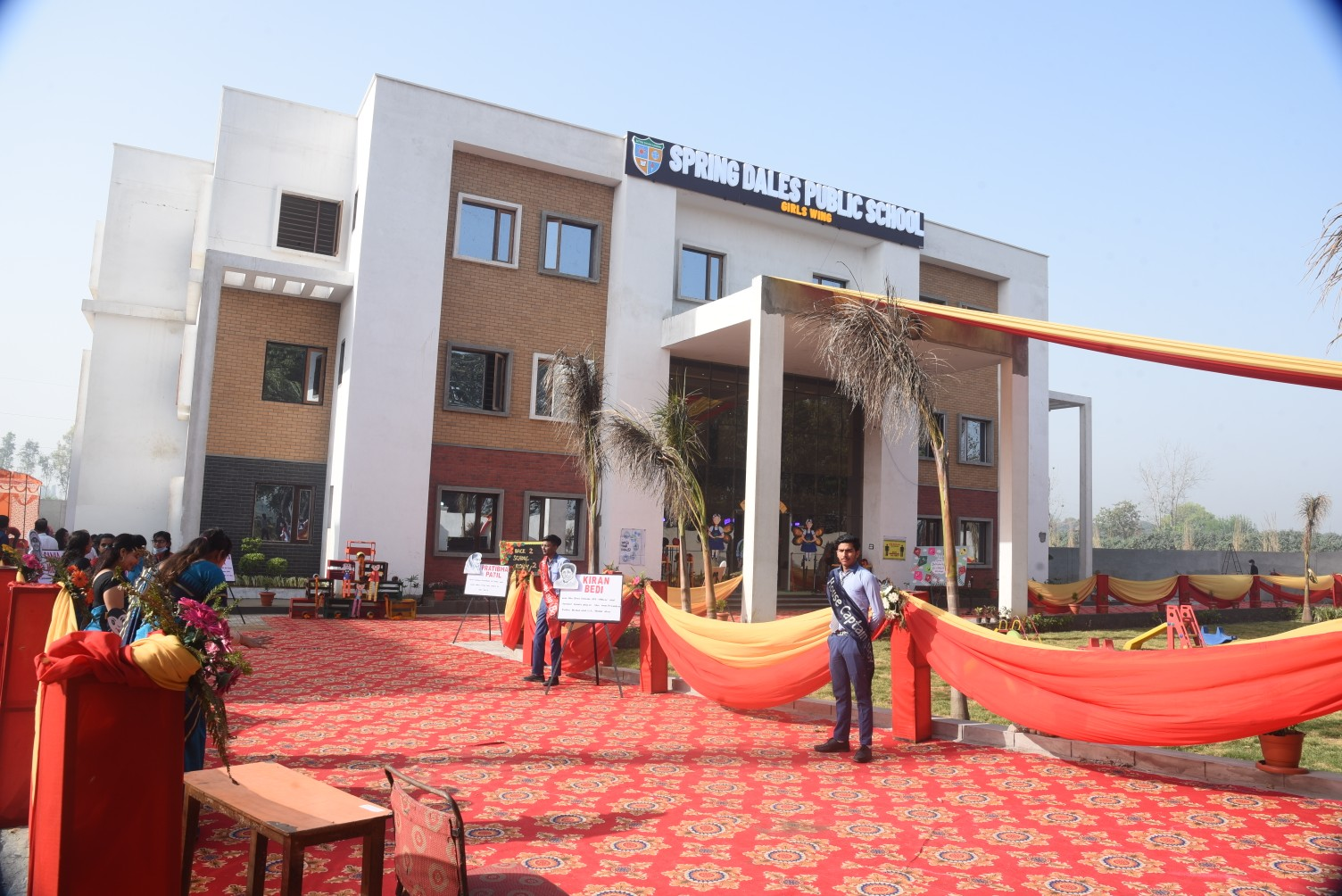 Opening Ceremony Of Girls Wing